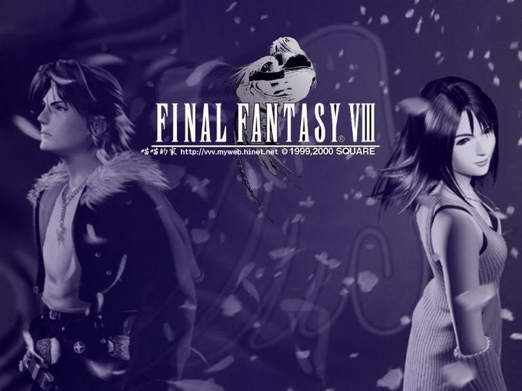 太空戰士 8 (最終幻想 8) Final Fantasy VIII 開場視頻